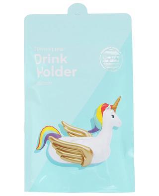 Porte-gobelet gonflable Unicorn SUNNYLIFE