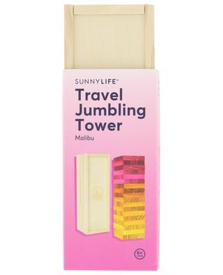 Geschicklichkeitsspiel Travel Jumbling Tower Malibu SUNNYLIFE