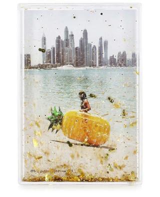 Rechteckiger Fotorahmen Glitter Frame Pineapple SUNNYLIFE