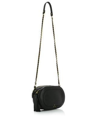 Ovale kleine Tasche aus Ziegenleder Marc JEROME DREYFUSS