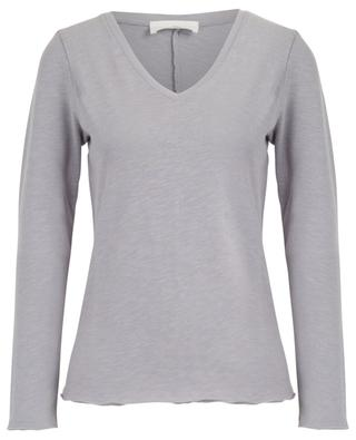 Langarm-T-Shirt aus Baumwolle Sonoma AMERICAN VINTAGE