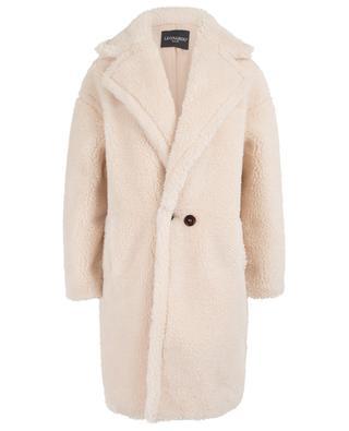 Oversized faux-fur coat BONGENIE GRIEDER