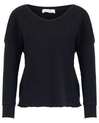Langärmliges Baumwoll-T-Shirt Sonoma AMERICAN VINTAGE