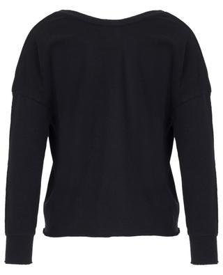 T-shirt à manches longues en coton Sonoma AMERICAN VINTAGE