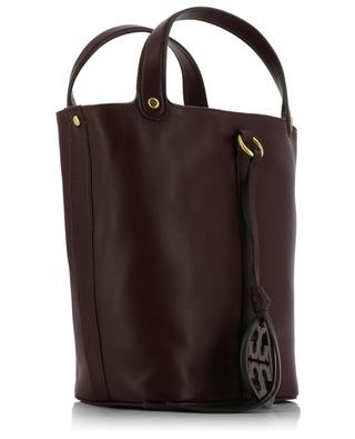 Miller smooth leather bucket bag TORY BURCH