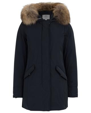 W's Luxury Arctic fur trimmed parka WOOLRICH
