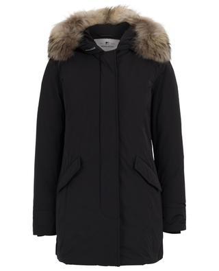W's Luxury Arctic fur trimmed parka WOOLRICH
