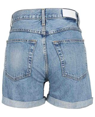 Short en denim à revers Double Yoke RE/DONE