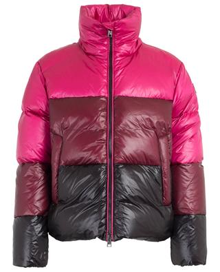 Packable Birch tricoloured down jacket WOOLRICH