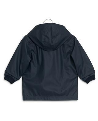 Hooded rain coat PETIT BATEAU