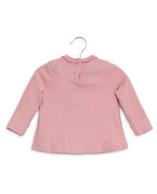 Glitter T-shirt and A-line top PETIT BATEAU