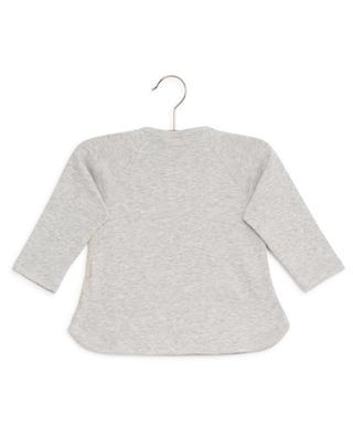 Rabbit print cotton T-shirt PETIT BATEAU