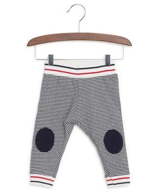 Striped cotton trousers PETIT BATEAU