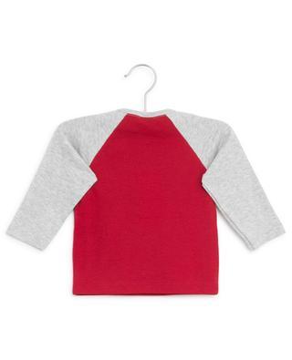 T-shirt à manches longues en coton PETIT BATEAU
