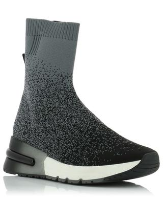 Hohe Socken-Sneakers Kory Speckle ASH