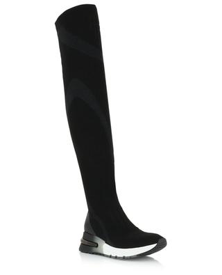 Kool sneaker spirit sock boots ASH