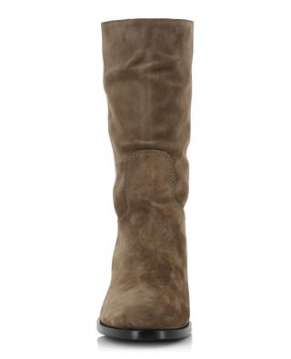 Stiefel aus Wildleder SANTONI
