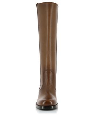 Stiefel aus Leder SANTONI