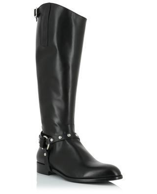 Rider spirit smooth leather boots BONGENIE GRIEDER