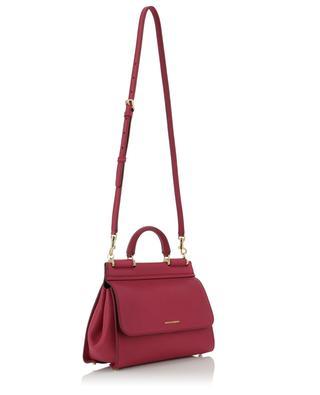Handtasche aus Walkleder Sicily Soft Small DOLCE & GABBANA
