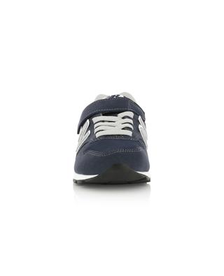 996 multi material lace-up sneakers with Velcro strap NEW BALANCE