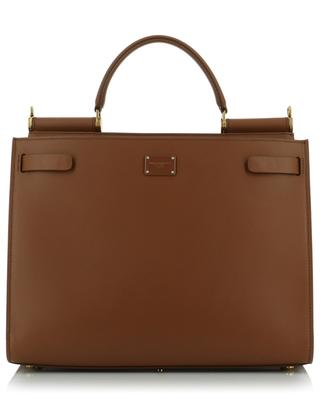 Sicily 62 Large calf leather tote bag DOLCE & GABBANA