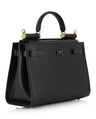 Sicily 62 Small calf leather tote bag DOLCE & GABBANA