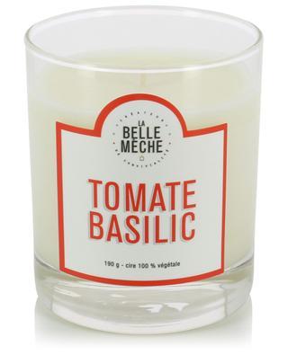 Bougie parfumée Tomate Basilic LA BELLE MECHE