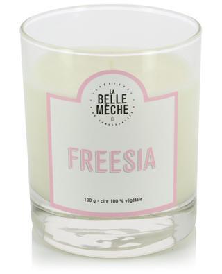 Freesia scented candle LA BELLE MECHE