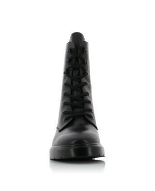 Mckenzee combat spirit lace-up ankle boots STUART WEITZMAN