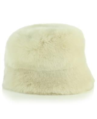 Hut aus Kunstpelz Fuzzy Cloche / FAZ / NOT FUR