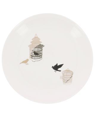 Set mit 4 Tellern Freedom Birds POLS POTTEN