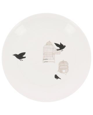 Freedom Birds set of 4 plates POLS POTTEN
