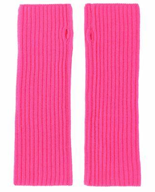 Fingerlose Rippstrick-Handschuhe aus Kaschmir BONGENIE GRIEDER