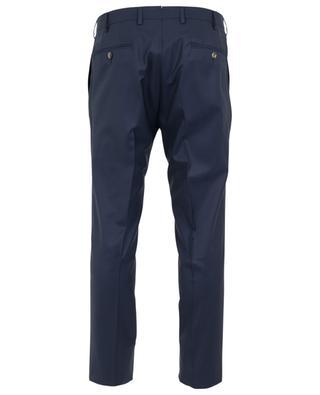Pantalon slim en laine vierge MARCO PESCAROLO