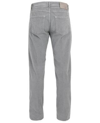 Pantalon slim en velours côtelé Nerano 1 MARCO PESCAROLO