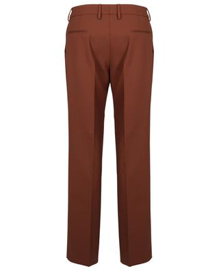 Francy straight-fit twill trousers PT01