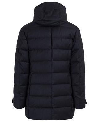 Saturno-LL2 padded coat MOORER