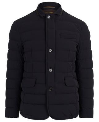 Zayn-KN1 quilted jacket MOORER