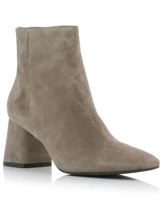 Suede square toe ankle boots BONGENIE GRIEDER