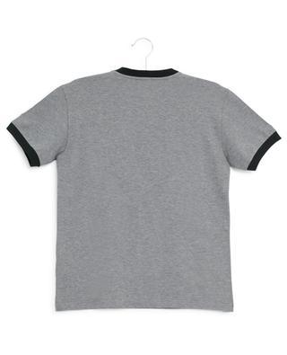 Slogan-T-Shirt mit Krone DNA DOLCE & GABBANA