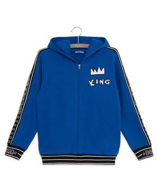 DG Millennials cotton hoodie DOLCE & GABBANA
