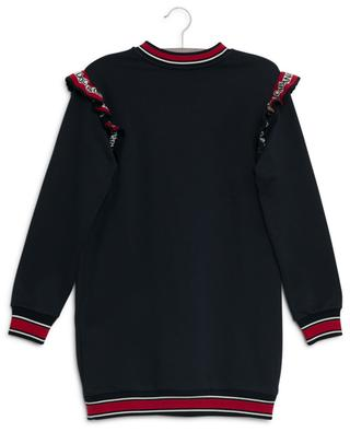 Besticktes Sweat-Kleid Back To School DOLCE & GABBANA