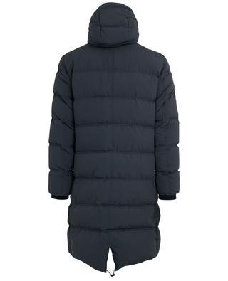 Polar-Tech long hooded down jacket HERNO