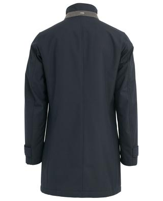 HernoTech water repellend padded parka HERNO