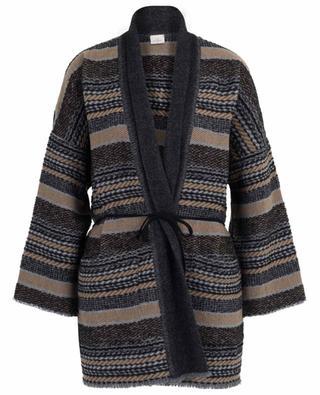 Cashmere blend open cardigan 19 ANDREA'S 47