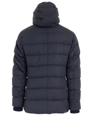 Virgin wool blend down jacket HERNO