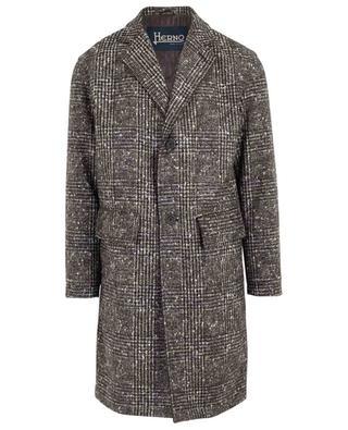 Padded wool coat HERNO