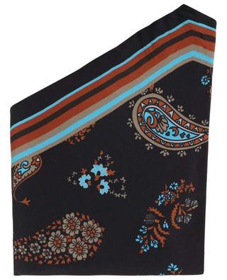 Rautenförmiges Halstuch mit Paisleyprint Kendal ROSI COLLECTION