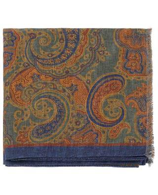 Feiner Schal mit Paisley und Blüten Salina ROSI COLLECTION